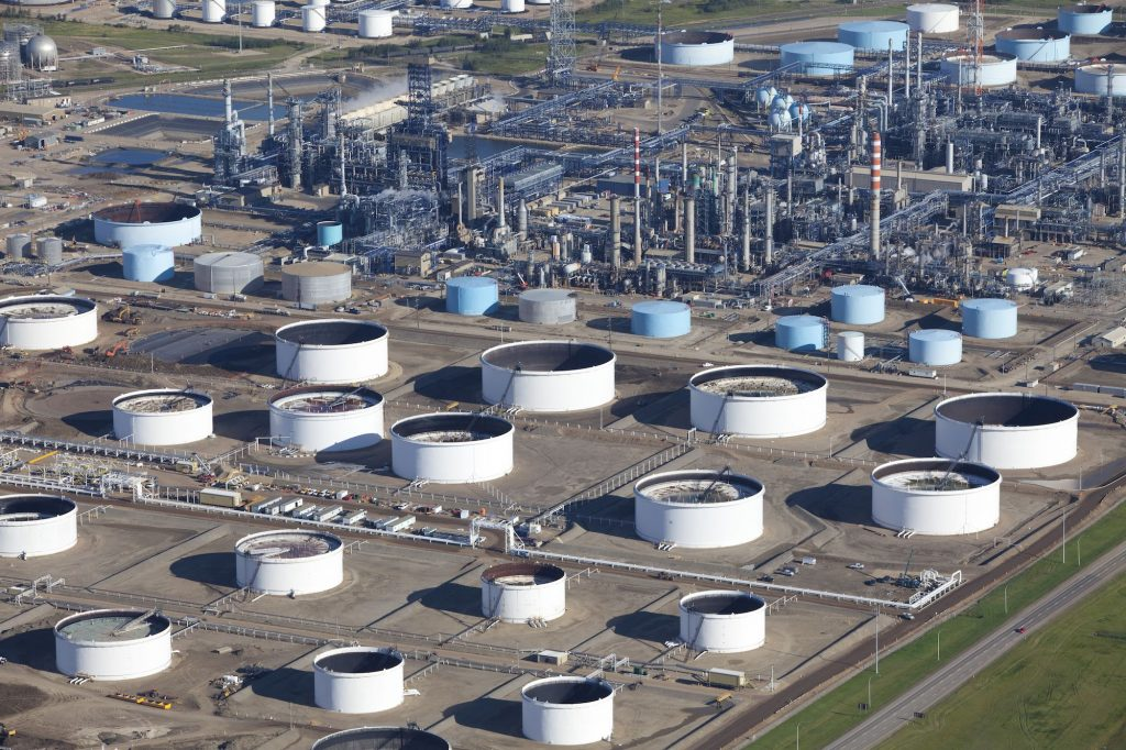 Major Oil Refinery