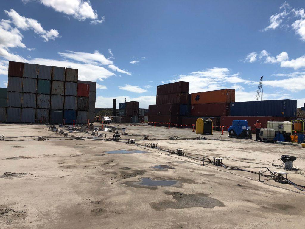 Shippingyard JOG Industrial