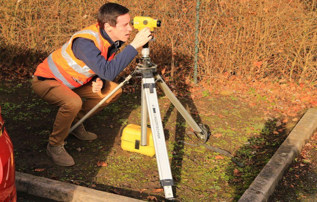 stabilisation surveying