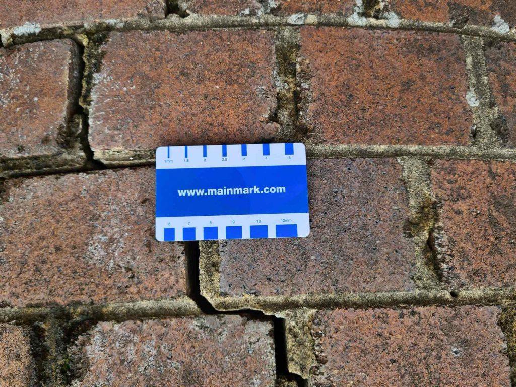 mainmark crack gauge